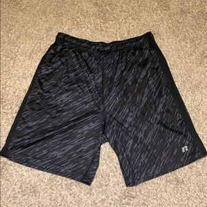 EUC Russel Athletic Dri-power performance shorts